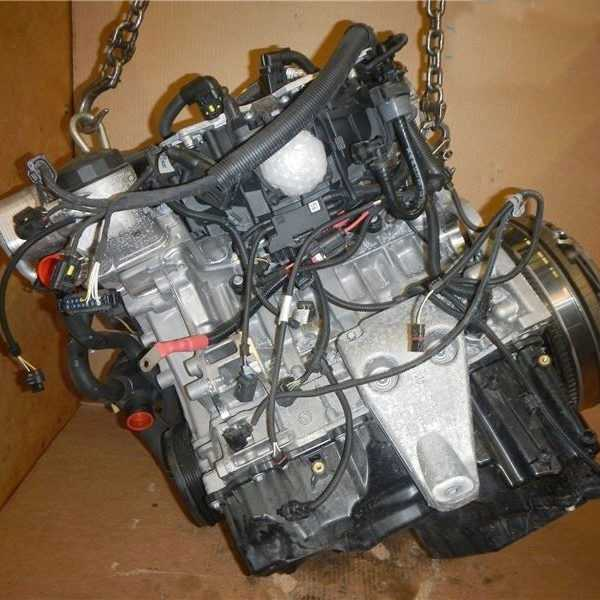 Контрактный двигатель 2