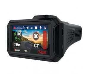 видеорегистратор с радар-детектором заставка