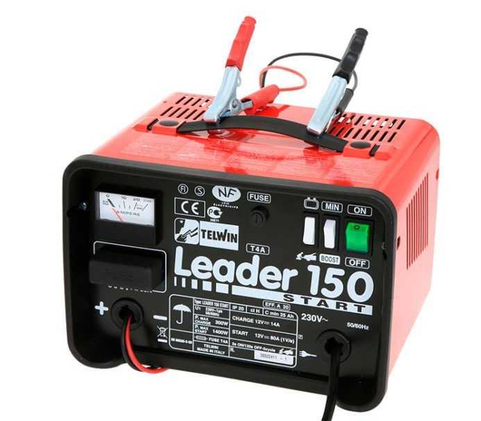 TelwinLeader 150 Start 230V 12V
