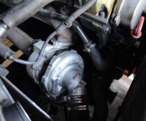 турбина под капотом
