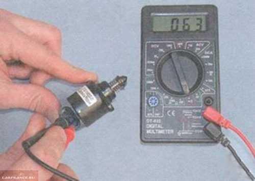 проверка РХХ мультиметром