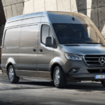 Надежный и удобный Mercedes Sprinter фургон