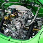 Автомобиль с гибридным двигателем