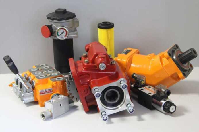 Гидрооборудование