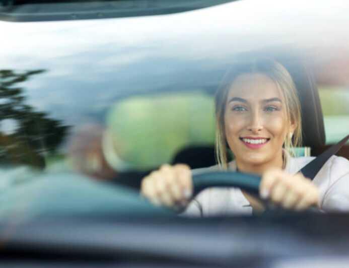Какие авто выбирают женщины?