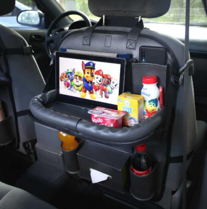 хранение сладостей в авто