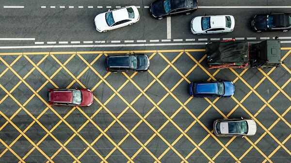 Эмаль для разметки дорог