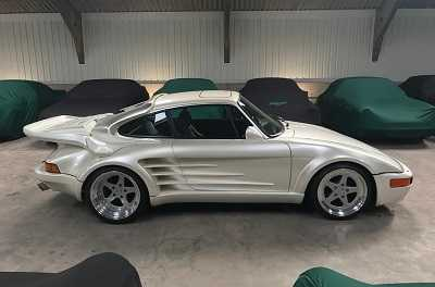Старый Porsche 911 серии 930: новый Gemballa играет в лиге чемпионов Рестомода
