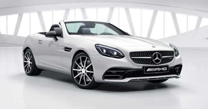 MercedesSport - индивидуальный стиль премиум-класса