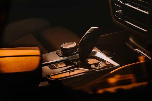 Богатый внутренний мир автомобиля