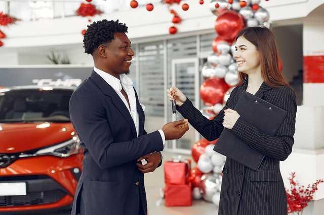 Покупка авто и автокредитование