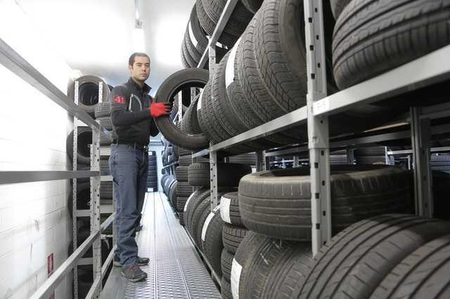Замена шин и наиболее частые ошибки, допускаемые при замене